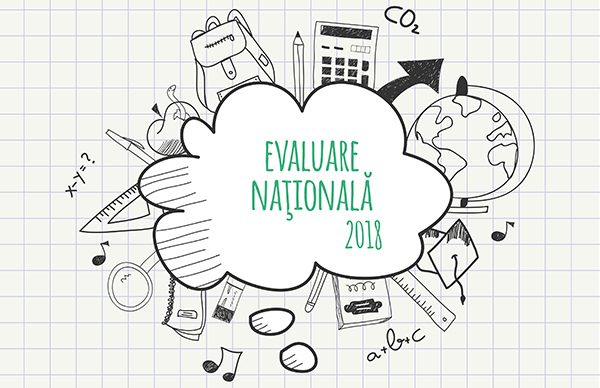Model de subiect pentru Evaluarea Naţională 2018
