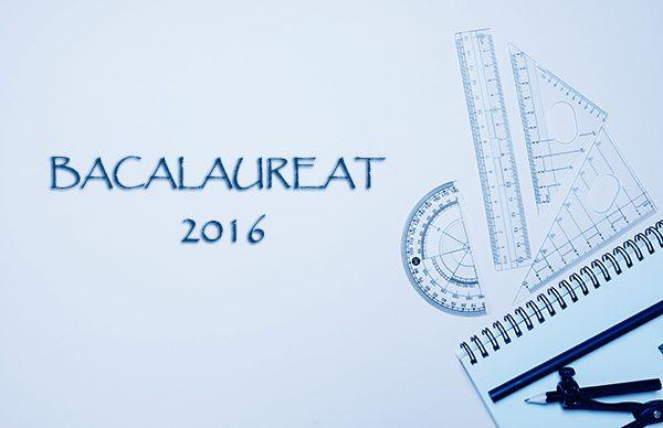 Subiectele date la Bacalaureat 2016