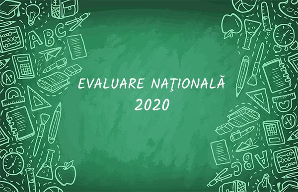Teste de antrenament pentru Evaluarea Naţională – setul 8