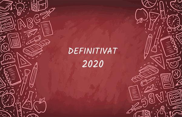 Subiecte Definitivat 2020